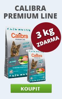 Calibra Premium Line 12 + 3 kg