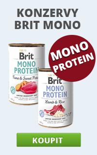 Brit konzervy Mono Protein