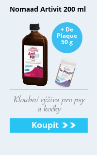 Nomaad Artivit sirup 200ml + deplague