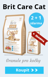 Brit Care Cat 2+1 zdarma