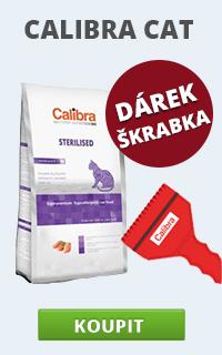 Calibra + škrabka