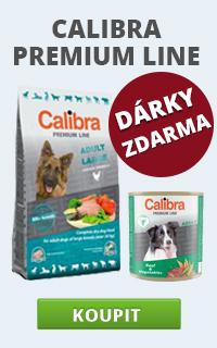 Calibra Dog Premium Line 12 kg + dárky