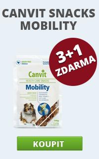 Canvit Snack Mobility 3 + 1 zdarma