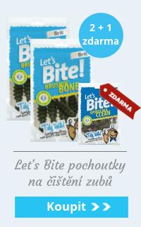Let's Bite 2+1 zubní péče