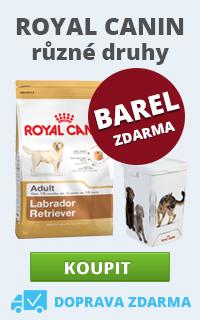Royal Canin + barel