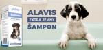 Veterinární šampon Alavis: dejte kožním problémům sbohem