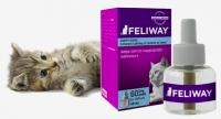 Feliway = přirozené zklidnění vaší kočky